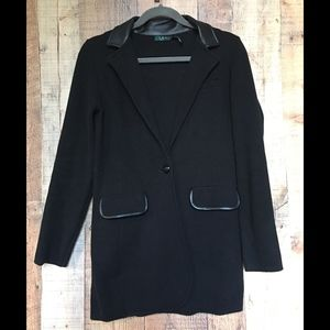 Lauren Black Blazer